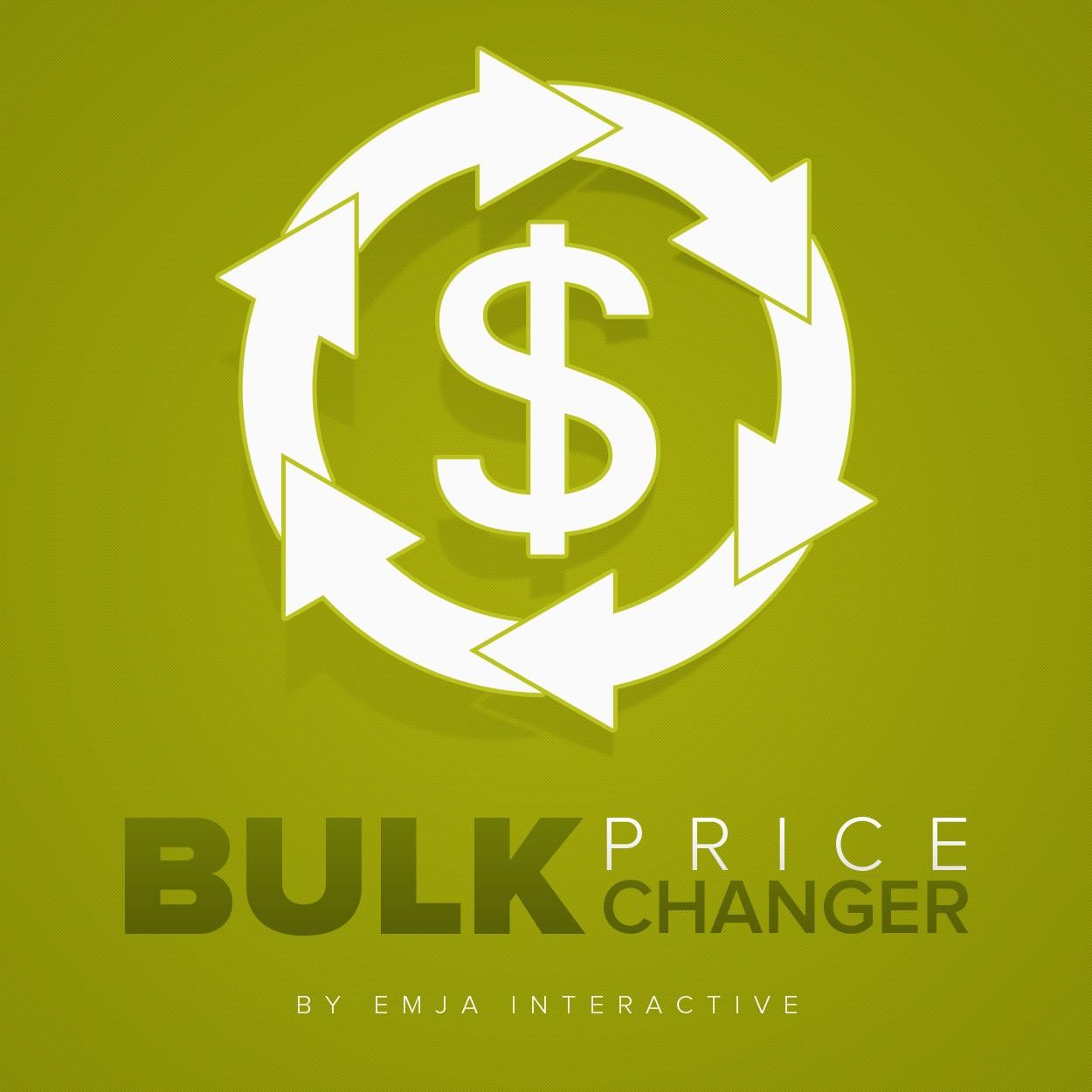 Bulk Price Changer - Box Art