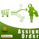 Assign Order To Customer