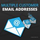 Multiple Customer E-Mail Addresses