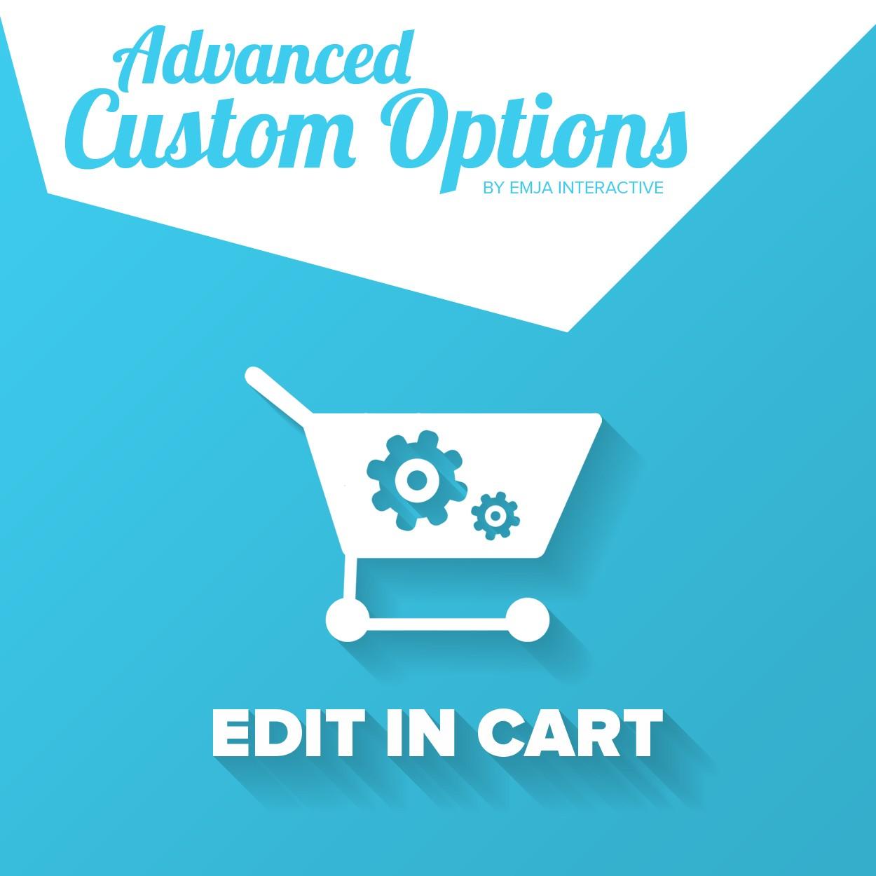 Advanced Custom Options - Box Art