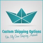 Use My Own Shipping Account
