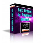 Sort Orders By Payment Method